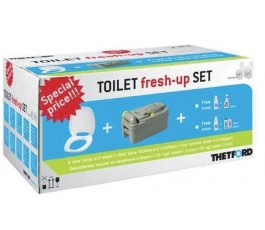 Toilet Fresh-Up Set C250